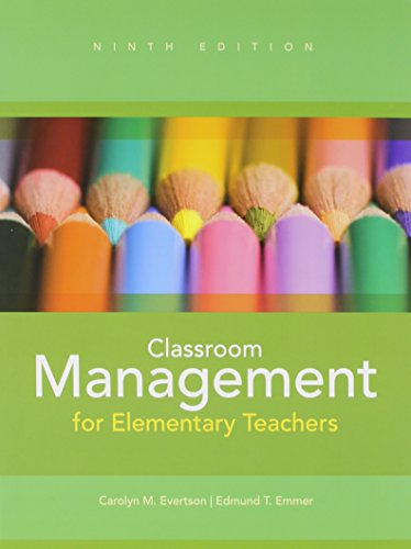 9780132893602: Classroom Management and NEW MyEducationLab with Pearson eText (9th Edition)
