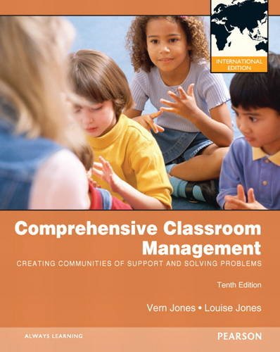 9780132896580: Comprehensive Classroom Management: Creating Communities of Support and Solving Problems