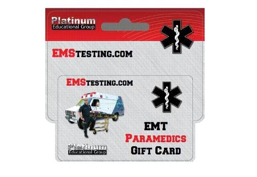 9780132896603: Emstesting.Com: Paramedic Student - Access Card