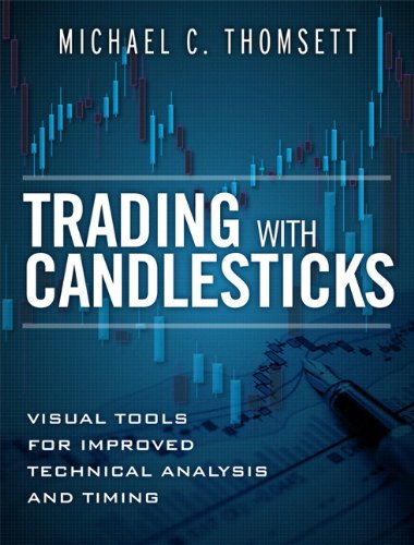 9780132900690: Trading with Candlesticks: Visual Tools for Improved Technical Analysis and Timing (paperback)