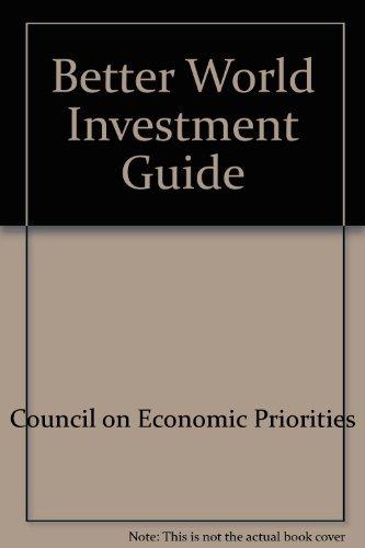 9780132900737: Better World Investment Guide