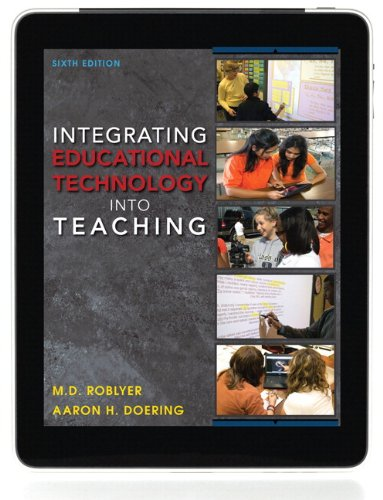 9780132901024: Integrating Educational Technology into Teaching Plus MyEducationLab with Pearson EText