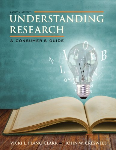 9780132902236: Understanding Research A Consumer's Guide