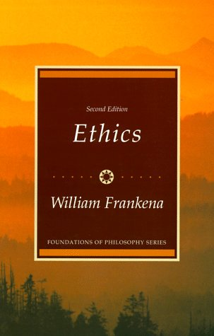 9780132904780: Ethics (Foundations of Philosophy)