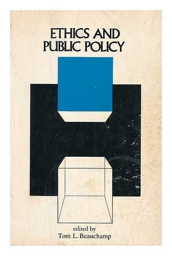 9780132905930: Ethics and public policy
