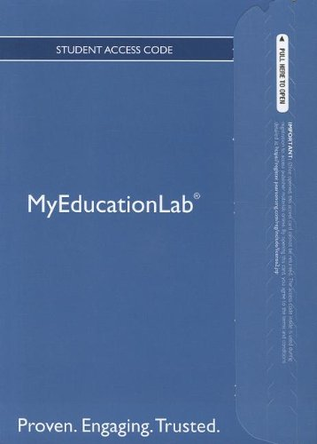 9780132909532: NEW MyLab Education with Pearson eText -- Standalone Access Card -- for Elementary and Middle School Mathematics: Teaching Developmentally, 8th Edition
