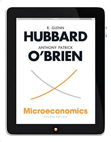 9780132911955: Microeconomics, Student Value Edition (4th Edition)