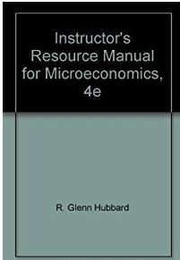 9780132912006: Instructor's Resource Manual for Microeconomics, 4e