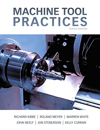 9780132912655: Machine Tool Practices