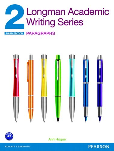 9780132912716: Longman Academic Writing Series 2: Paragraphs (3rd Edition)