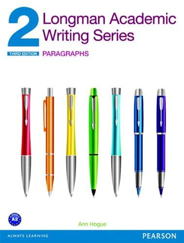 9780132912716: Longman Academic Writing Series 2: Paragraphs