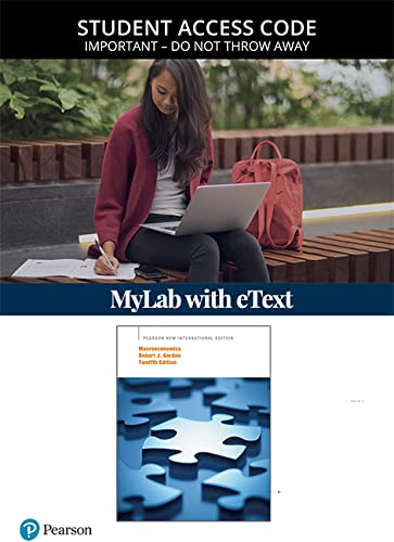 9780132914529: NEW MyEconLab with Pearson eText -- Access Card -- for Macroeconomics (MyEconLab (Access Codes))
