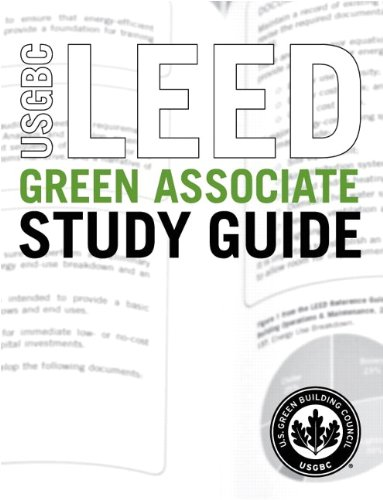 9780132915175: USGBC LEED Green Associate Study Guide