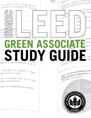 9780132915175: USGBC LEED Green Associate Study Guide