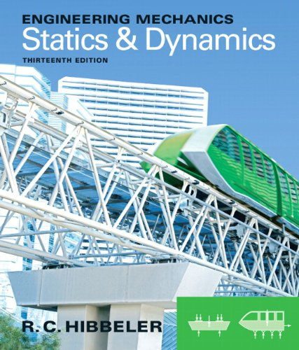 9780132915489: Engineering Mechanics: Statics & Dynamics (13th Edition)