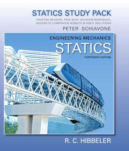 9780132915564: Study Pack for Engineering Mechanics: Statics