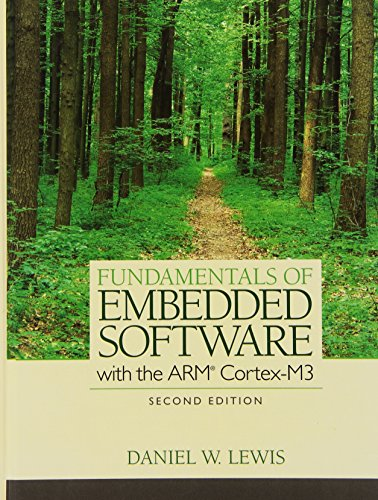 9780132916547: Fundamentals of Embedded Software with the ARM Cortex-M3
