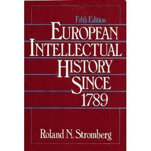 9780132919982: European Intellectual History since 1789