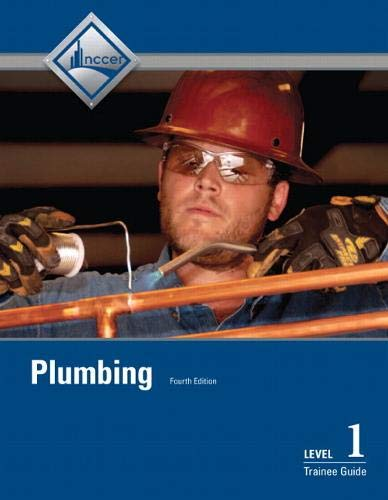 9780132921435: Plumbing Level 1 Trainee Guide