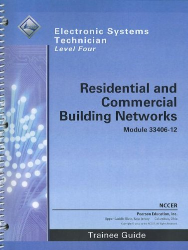 9780132922616: 33406-12 Residential and Commercial Building Networks Tg