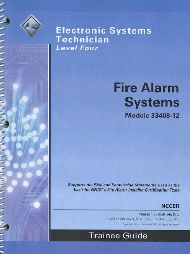 9780132922630: 33408-12 Fire Alarm Systems Tg