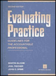 9780132927642: Evaluating Practice: Guidelines for the Accountable Professional/Book and 2 Disks