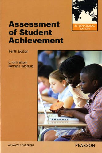 9780132927925: Assessment of Student Achievement
