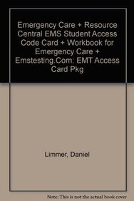 9780132928144: Emergency Care Plus Workbook Plus EMSTESTING.COM Access Card Package (12th Edition)