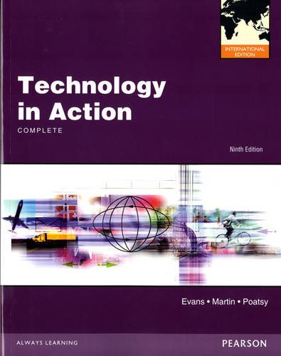 9780132928380: Technology in Action Complete