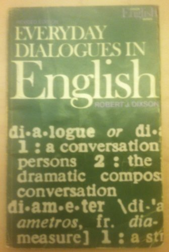 9780132928489: Everyday Dialogues in English