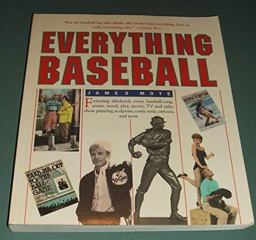 9780132928892: Everything Baseball