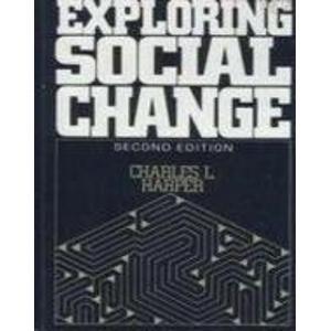 9780132929622: Exploring Social Change