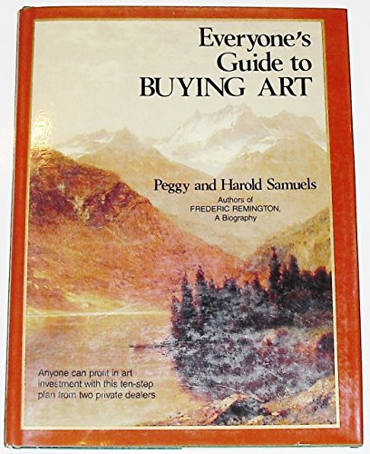 9780132933827: Everyone's Guide to Buying Art