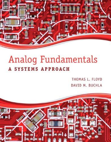 Analog Fundamentals: A Systems Approach: Thomas L. Floyd,