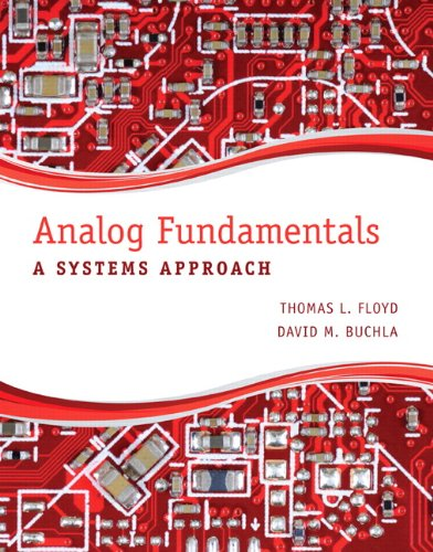 9780132933940: Analog Fundamentals: A Systems Approach