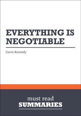 9780132935715: Everything is negotiable: How to get a better deal