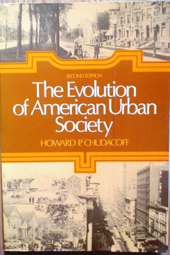 9780132936057: The evolution of American urban society