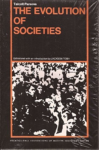 9780132936392: The Evolution of Societies