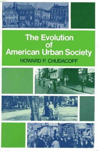 Evolution of American Urban Society