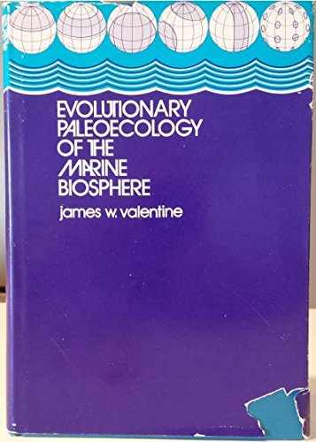 9780132937207: Evolutionary Palaeoecology of the Marine Biosphere
