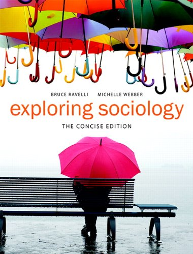 9780132938440: Exploring Sociology: The Concise Edition