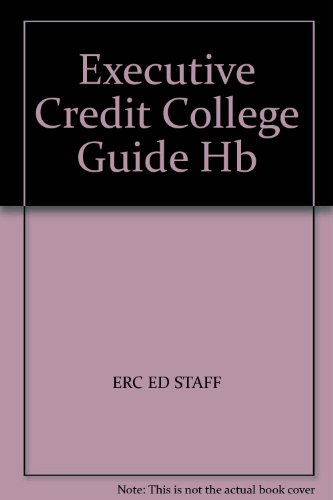 9780132939775: Executive Credit College Guide