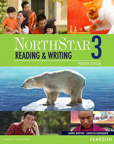 NorthStar Reading and Writing 3 with MyEnglishLab: Barton, Laurie; Dupaquier