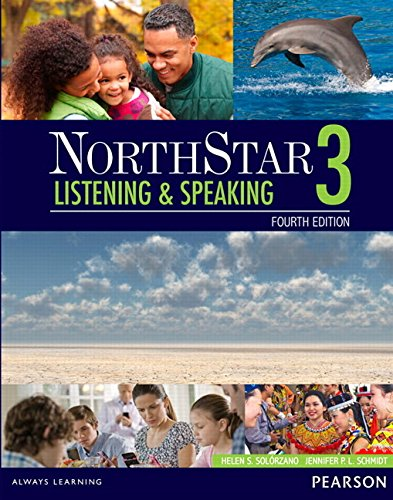 9780132940405: NorthStar Listening and Speaking 3 with MyEnglishLab (4th Edition)