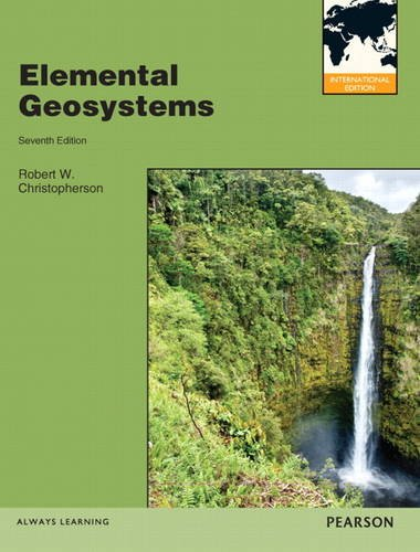 9780132940412: Elemental Geosystems