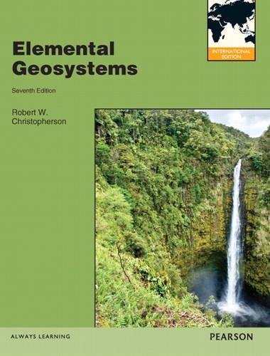 9780132940412: Elemental Geosystems