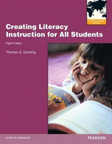 9780132941761: Creating Literacy Instruction for All Students