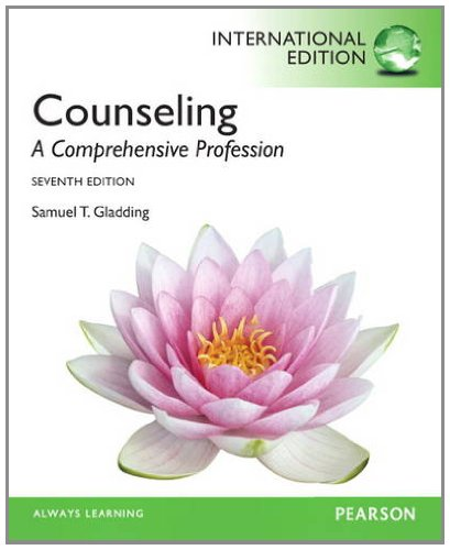 9780132941778: Counseling: A Comprehensive Profession