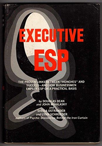 9780132941815: Executive ESP,