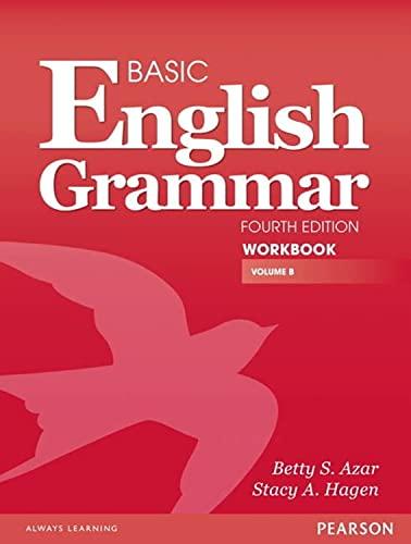9780132942256: Basic English Grammar Workbook B
